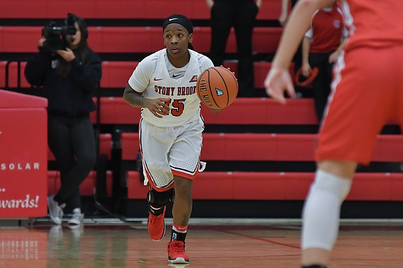 It's been a busy and exciting autumn for Division I women's basketball teams in New York and New Jersey.