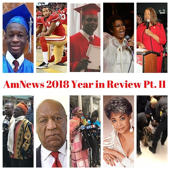 Part 2 of our look back of some of the headlines from 2019.