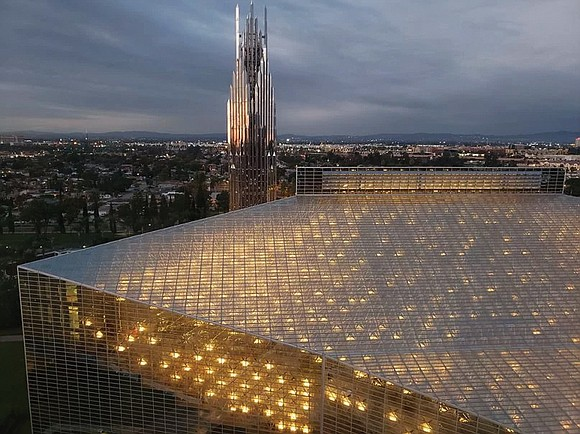 For nearly 30 years, the Rev. Robert Schuller's Crystal Cathedral was not only a religious landmark, but an architectural wonder ...