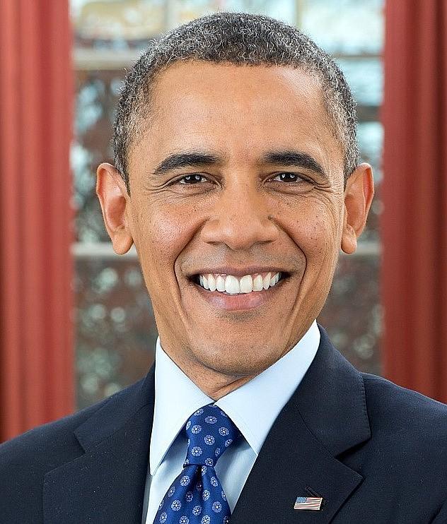 Former President Barack H. Obama