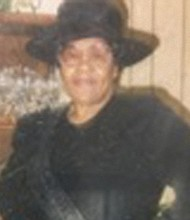 Mary Julia Booker