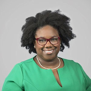 Naomi Shelton, Director of K-12 Advocacy at UNCF (United Negro College Fund)