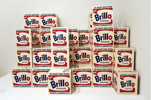 When pop artist Andy Warhol set out to turn ordinary consumer goods into art, he got all the details right.