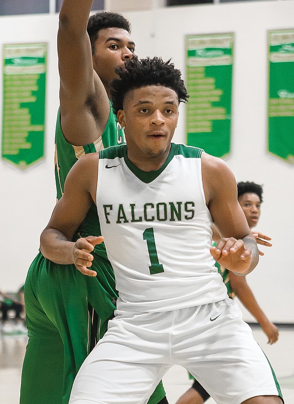 A year ago, Huguenot High School had a mountain-sized basketball team, with a towering front line with players measuring 7-foot, ...