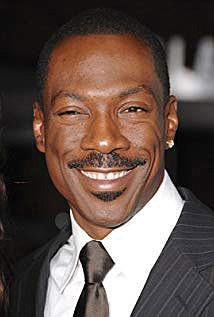 Eddie Murphy, who is known for donning elaborate makeup and costumes...