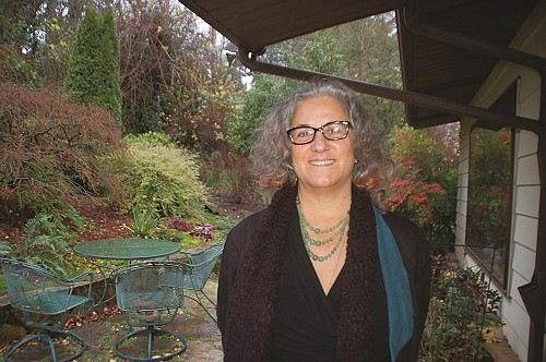Rabbi Debra Kolodny, of Portland's UnShul, experienced her first arrest as part of a civil disobedience action to persuade the regional field office director of the Immigrant and Customs Enforcement federal agency to release asylum seekers in a federal prison in Sheridan, Or.