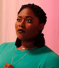 Danielle Brooks, AfroPop Hostess