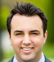 Alderman Marc Rodriguez, Morris H. Blum Humanitarian Award