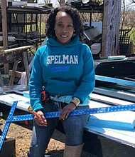 LaQuida Chancey started Smalltimore Homes, an affordable housing and sustainable living solution, which focuses on enhancing community living and improving neighborhoods by creating alternative ownership opportunities.