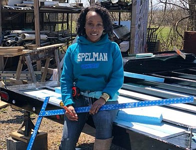 Smalltimore Homes was more of a manifestation for founder LaQuida Chancey.