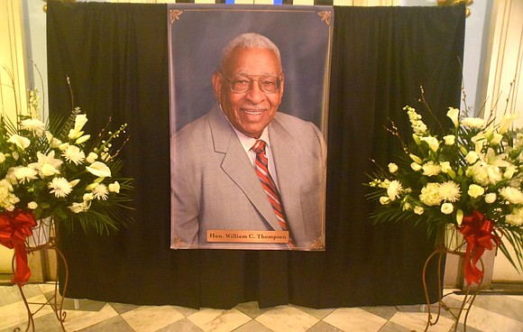 Thursday, Jan. 17, Brooklyn Borough President Eric L. Adams hosted a celebration of life service in the Courtroom of Brooklyn ...
