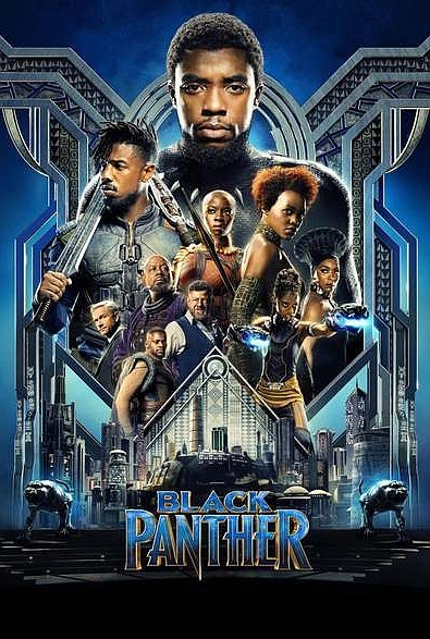 "The box office smash ""Black Panther"" just made history as the first superhero film to be nominated for an Academy ..."