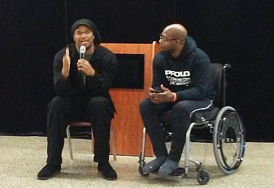 Baltimore City Public Schools (BCPS) joined a host of partners to conduct the first-ever Fatherhood Engagement Summit at Frederick Douglass ...