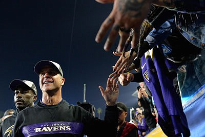 The Baltimore Ravens reportedly agreed to a contract extension to keep head coach John Harbaugh around beyond the 2019 season. ...