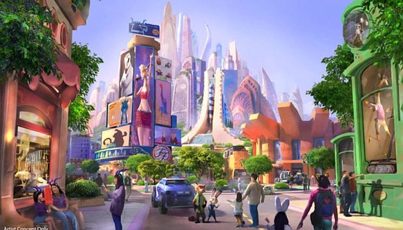 """Hardcore fans of Disney's 2016 animated buddy cop comedy """"Zootopia"""" are going to have to pencil China into their upcoming ..."""
