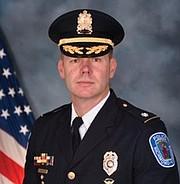 Interim Chief William Smith