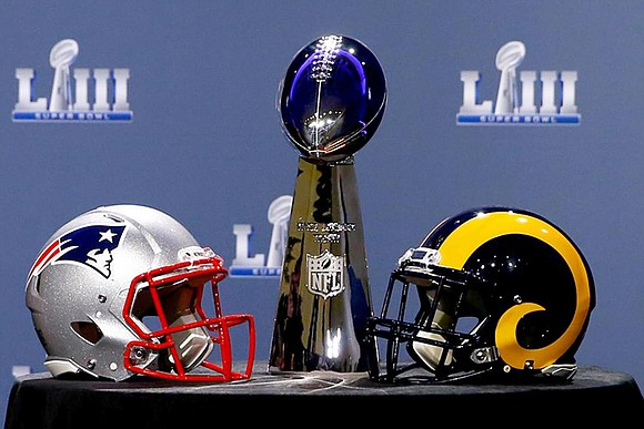 The Rams quest to give Los Angeles its first NFL championship since the...