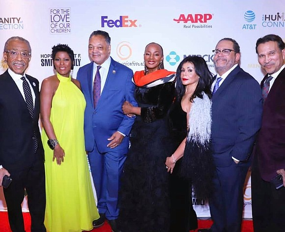 """On Monday, Feb. 11, at Ziegfeld Ballroom, the National CARES Mentoring Movement presented its fourth annual """"For the Love of ..."""