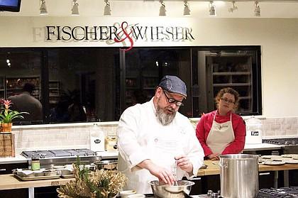 Fischer & Wieser's Culinary Adventure Cooking School