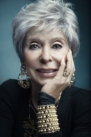 Multi-award-winning actress, singer and dancer, Rita Moreno, blazed an iconic trail as the first mainstream Hispanic actress to grace Hollywood ...