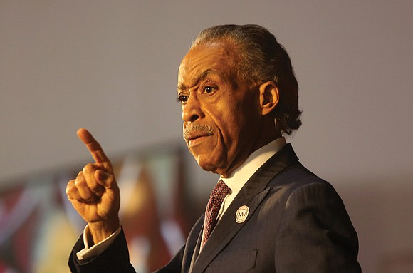 To condemn or to forgive? The Rev. Al Sharpton took center stage on the condemnation front Feb. 7 as he ...
