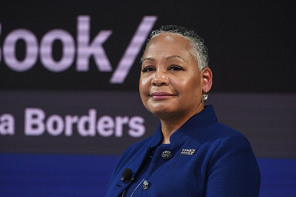 Less than two months into the job, Lisa Borders has resigned as the president and CEO of Time's Up.