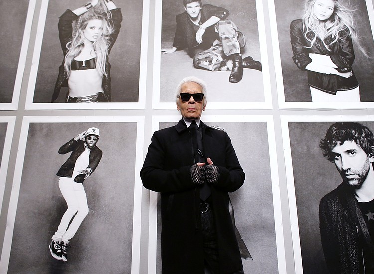 Karl Lagerfeld Pioneering Fashion Designer Has Died Houston Style Magazine Urban Weekly Newspaper Publication Website