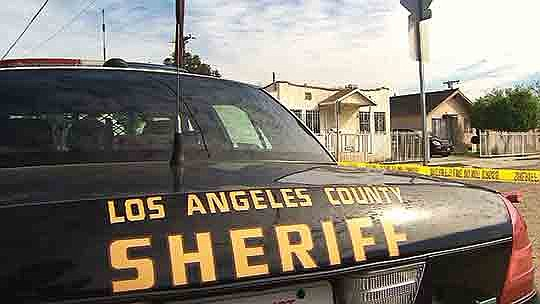 Los Angeles County Sheriff's Homicide investigators are continuing to....
