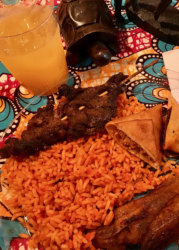 The organizers of African Restaurant Week produced a new week of events to celebrate Black History Month titled A Taste ...