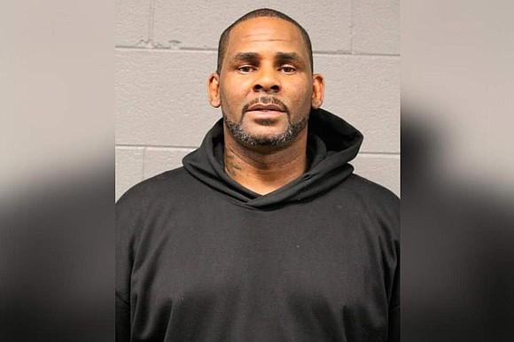Bond for singer R. Kelly was set at $1 million on...