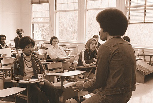 50 years ago, Portland State became the first college in the Pacific Northwest to offer a program in black studies ...