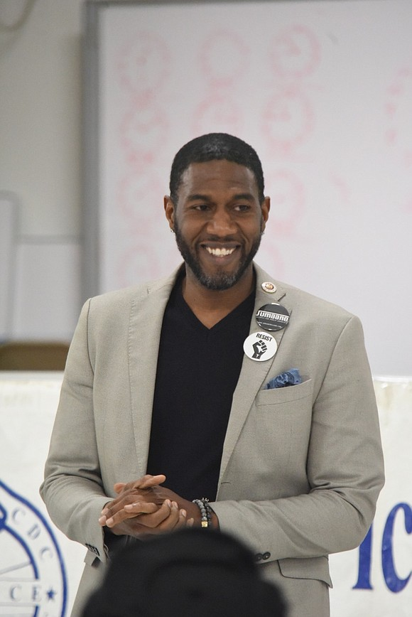 New York City Council Member Jumaane Williams is now one seat away from mayoralty.