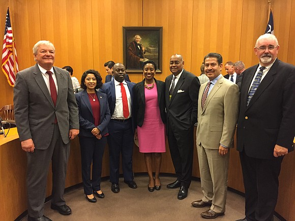 Based on the motion from Harris County Commissioner Rodney Ellis, Commissioners Court on Tuesday appointed Genesis E. Draper – an ...