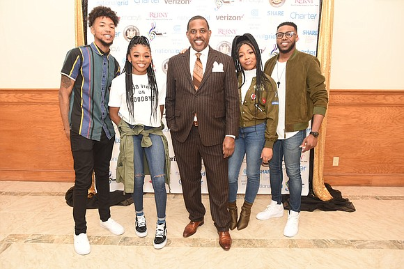 On Sunday, more than 500 community residents joined State Senator Kevin Parker for his 15th annual Martin Luther King Jr. ...