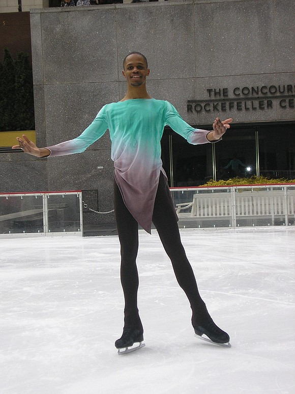Ice Theatre of New York led off its 2019 City Skate Concert Series last week at the rink at Rockefeller ...