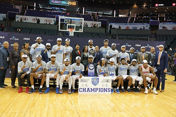 If the Virginia State University men's basketball team is to advance in the NCAA Division II playoffs, it will have ...