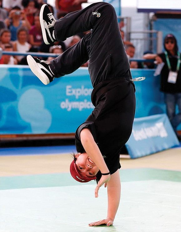 Breakdancing, an art form started by African-American teenagers that has spread all over the world, may break into the 2024 ...