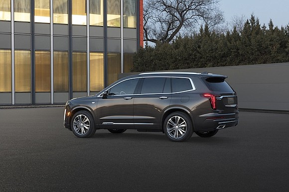 Cadillac's first-ever XT6 will offer one of the segment's strongest rosters of standard features and safety and driver assistance technologies, ...