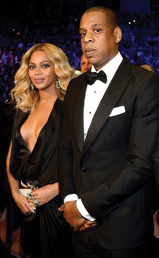 A lawsuit against Beyonce and Jay Z has been dropped...