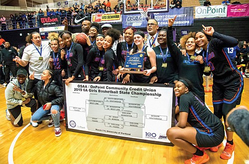 The Techsters dominated Southridge throughout the contest, showing perfect team execution under coach Eric Knox. It marked a reversal from ...