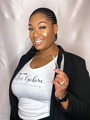 Mysti Brown, CEO & Expert Lash Stylist