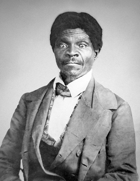 In Richmond, a city with a history of racism, descendants of Dred Scott and the judge who denied him his ...