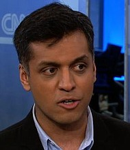 CNN Guest Panelist Wajahat Ali is an author and New York Times Contributor