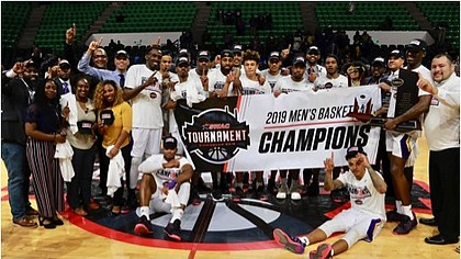 PV Panther 2019 Champs/HBCU Sports