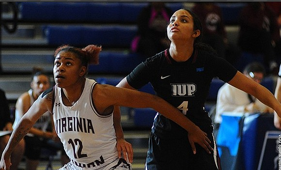 Full of hope, the Virginia Union University Lady Panthers traveled six hours by bus to mountainous Glenville, W.Va., for the ...
