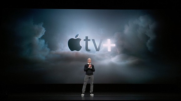 Apple badly needs something to sell other than the iPhone. How badly? It just made its splashiest, most star-studded announcement ...