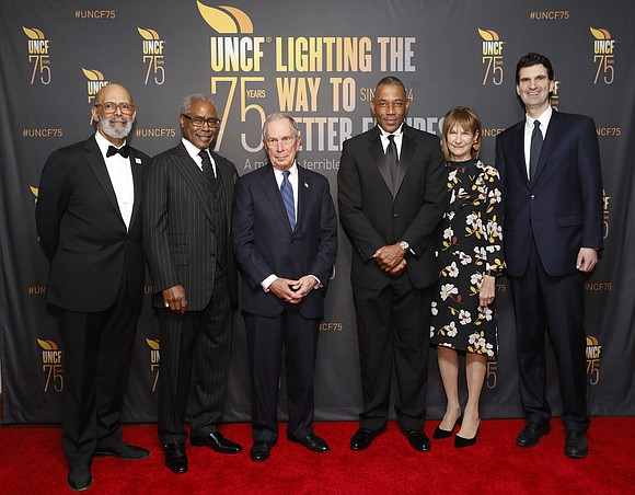 UNCF (United Negro College Fund) recently celebrated its 75th anniversary.