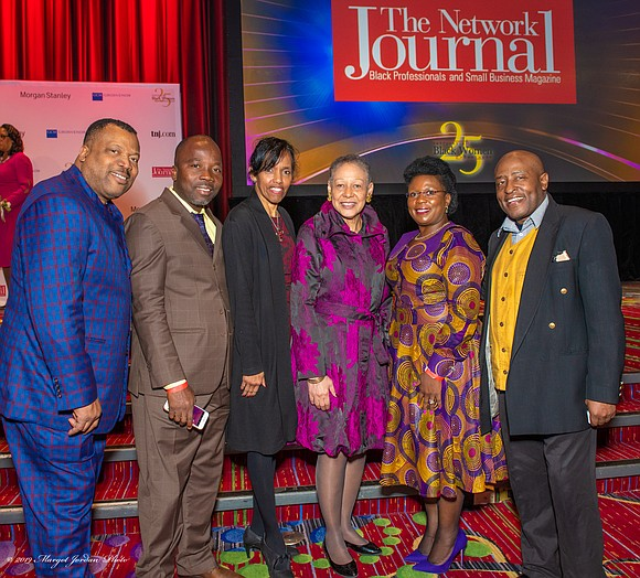 On Friday, March 22, Aziz Gueye Adetimirin and THE NETWORK JOURNAL magazine hosted their 21st annual 25 Influential Black Women ...