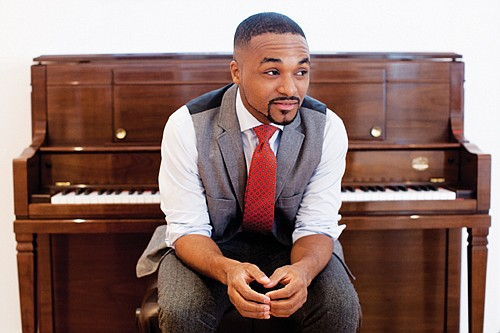 Jazz pianist Sullivan Fortner is lauded as one of the top jazz pianists of his generation.