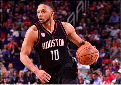 With less than a week left in the 2018-19 NBA season, the Houston Rockets are looking to secure the number ...